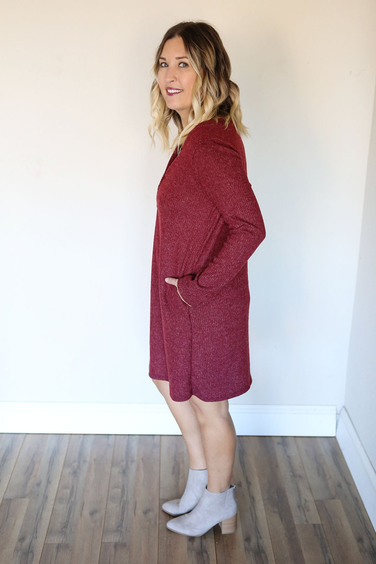 Kaylyn Sweater Dress