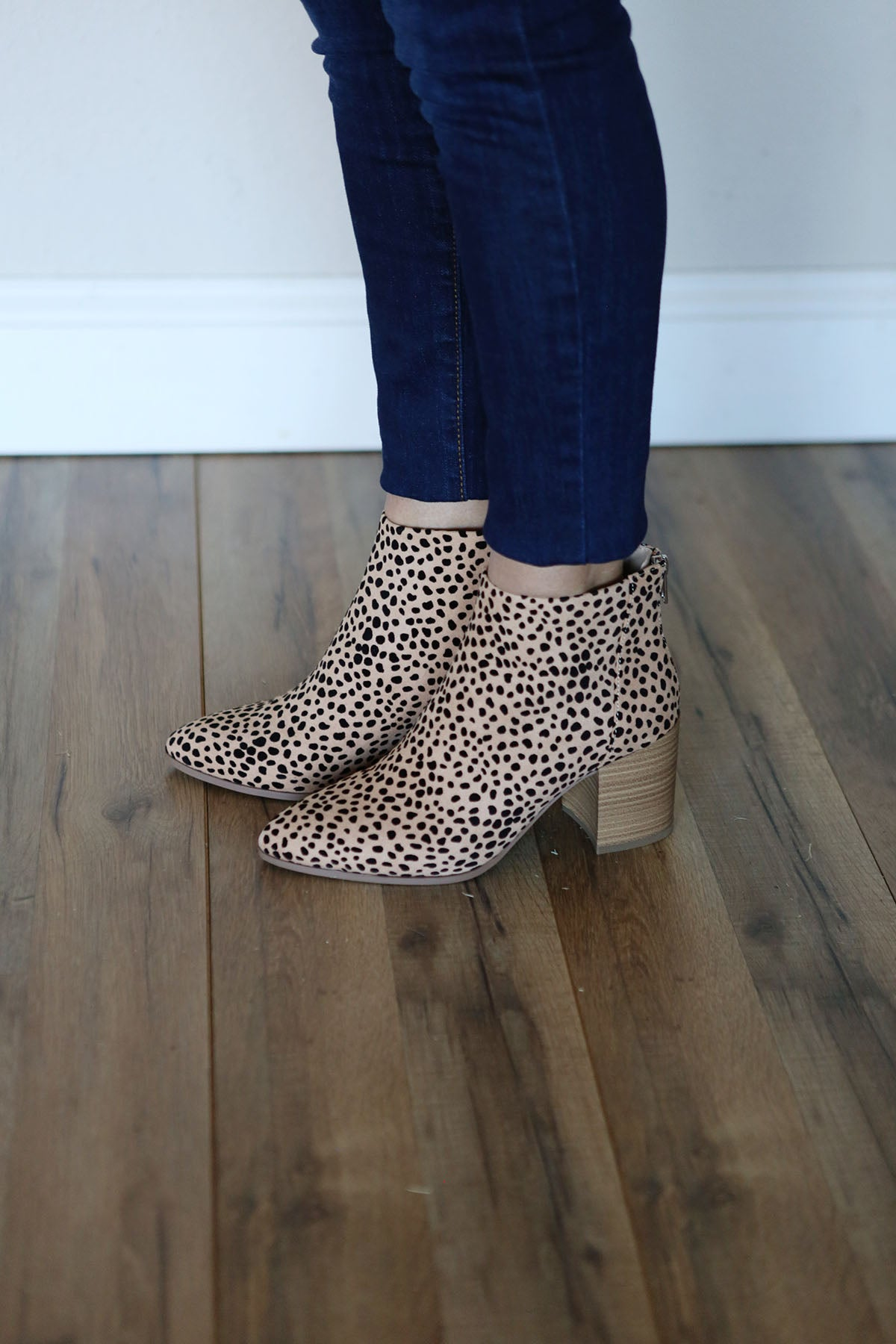 Perry Booties - Leopard (TAKE 40% OFF WITH CODE SALE40)