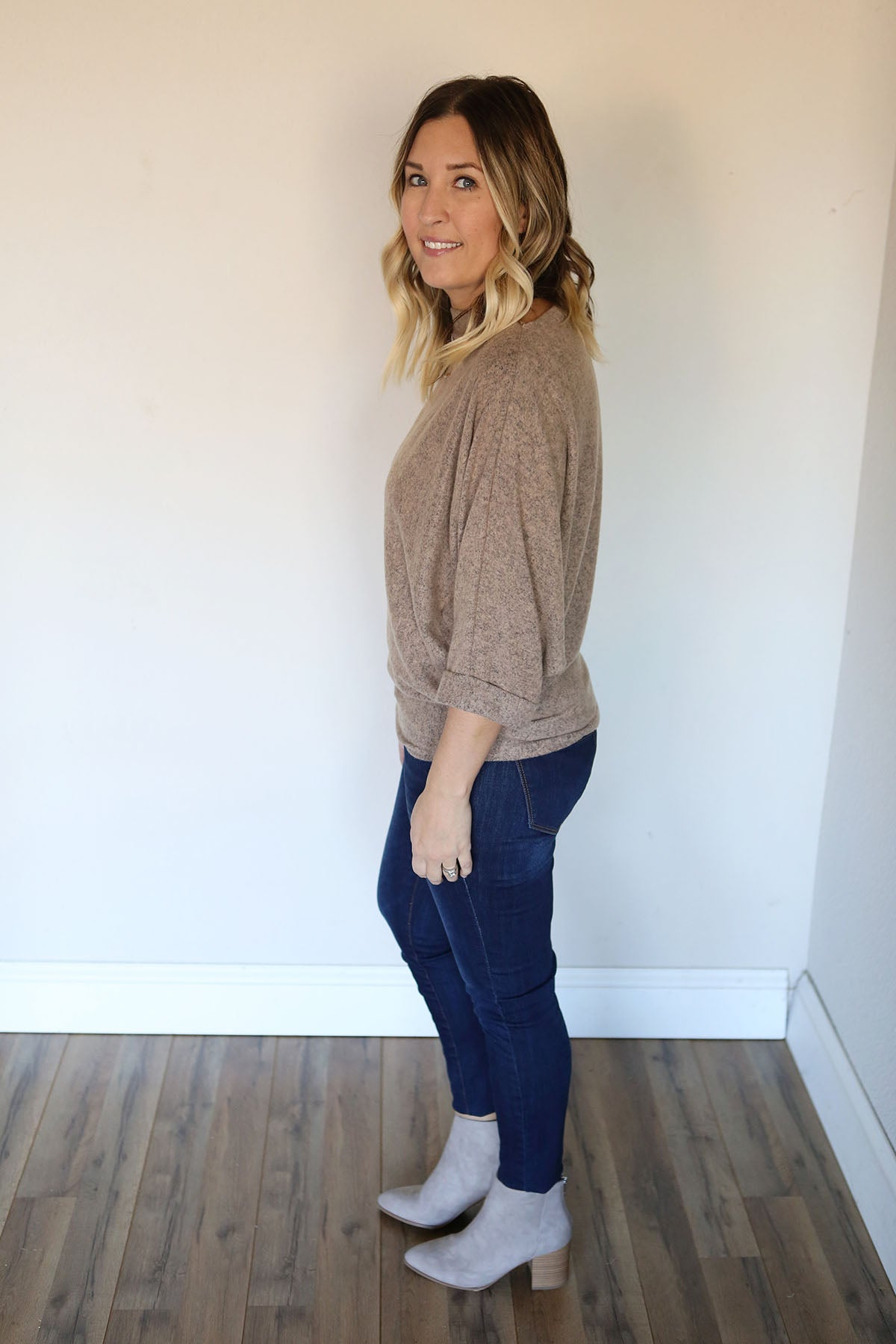 Tabatha Brushed Knit Top