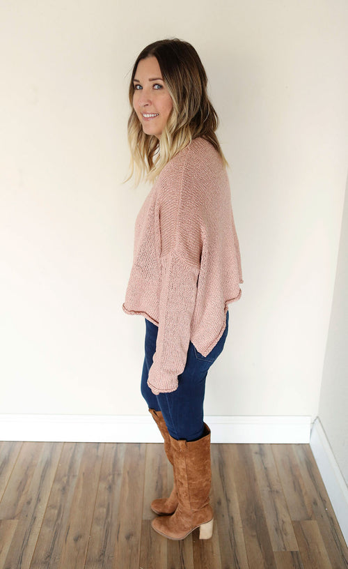 Marykate Sweater - FINAL SALE