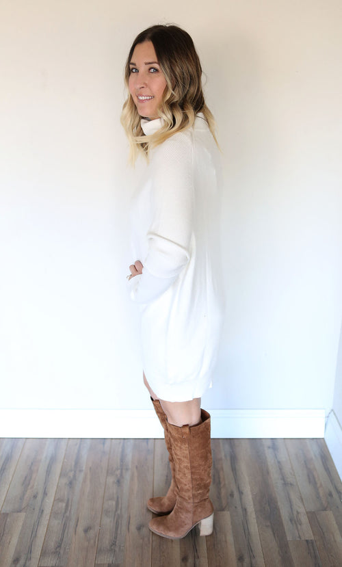 PRE-ORDER Sephina Sweater Dress