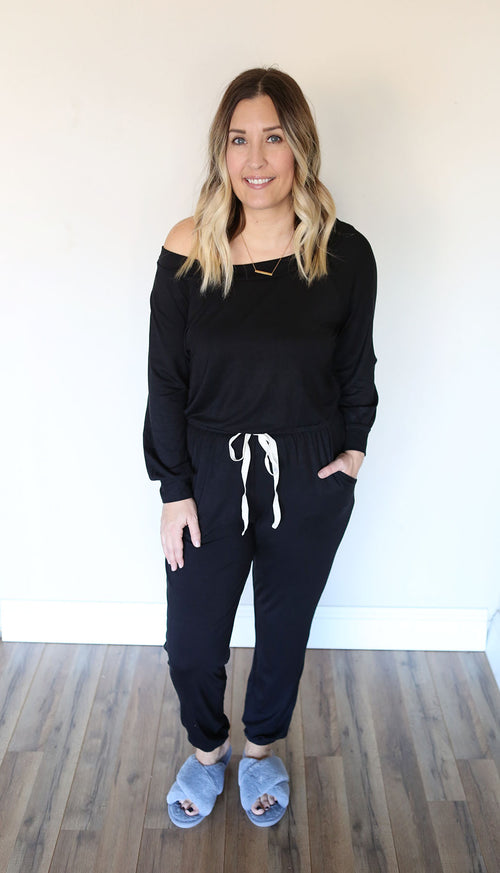 Ellie Jumpsuit - FINAL SALE