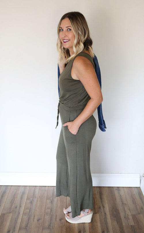 Pam Jumpsuit (TAKE 75% OFF WITH CODE 'FALLBREAK')