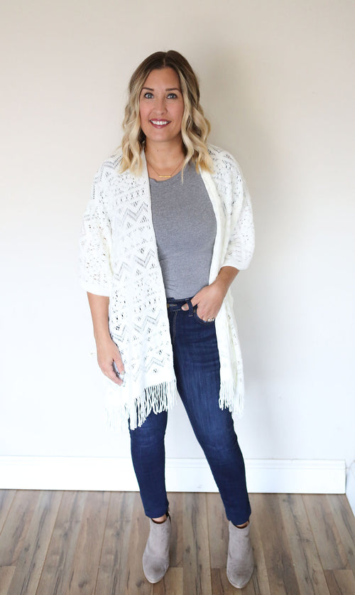 Parker Poncho (TAKE 75% OFF WITH CODE 'FALLBREAK')