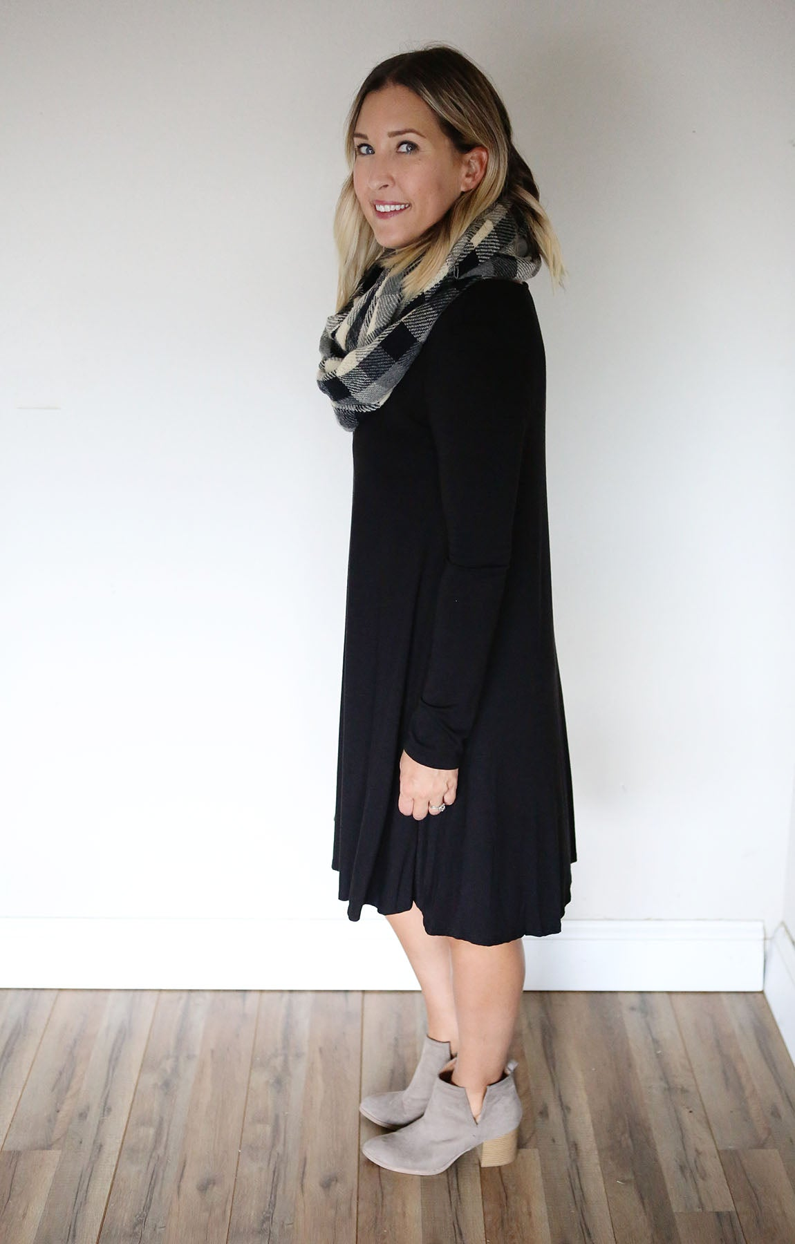 Gentry Dress - Black