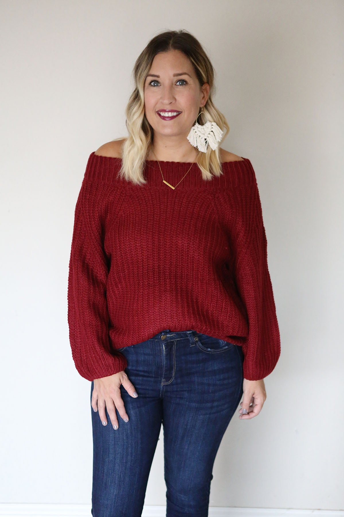 Jennah Sweater - FINAL SALE