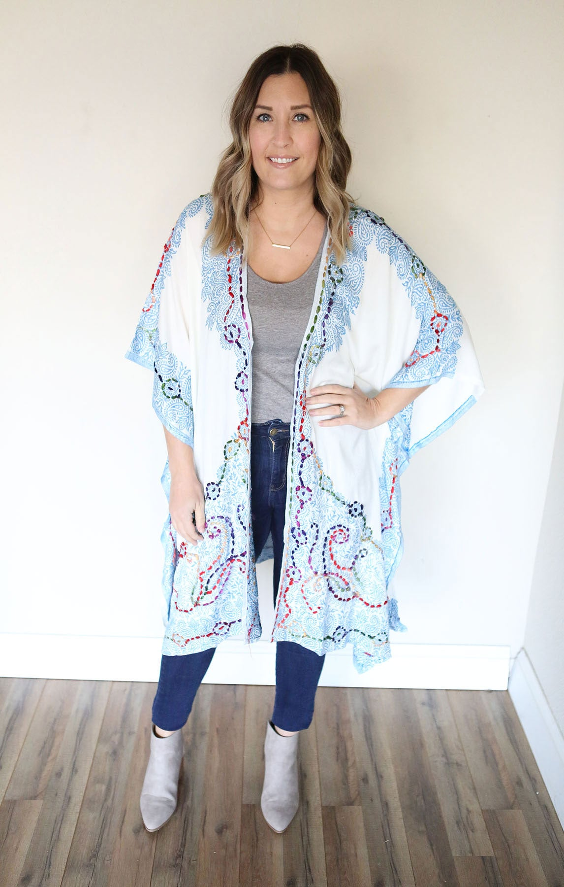 Savannah Kimono (TAKE 50% OFF WITH CODE SALE50)