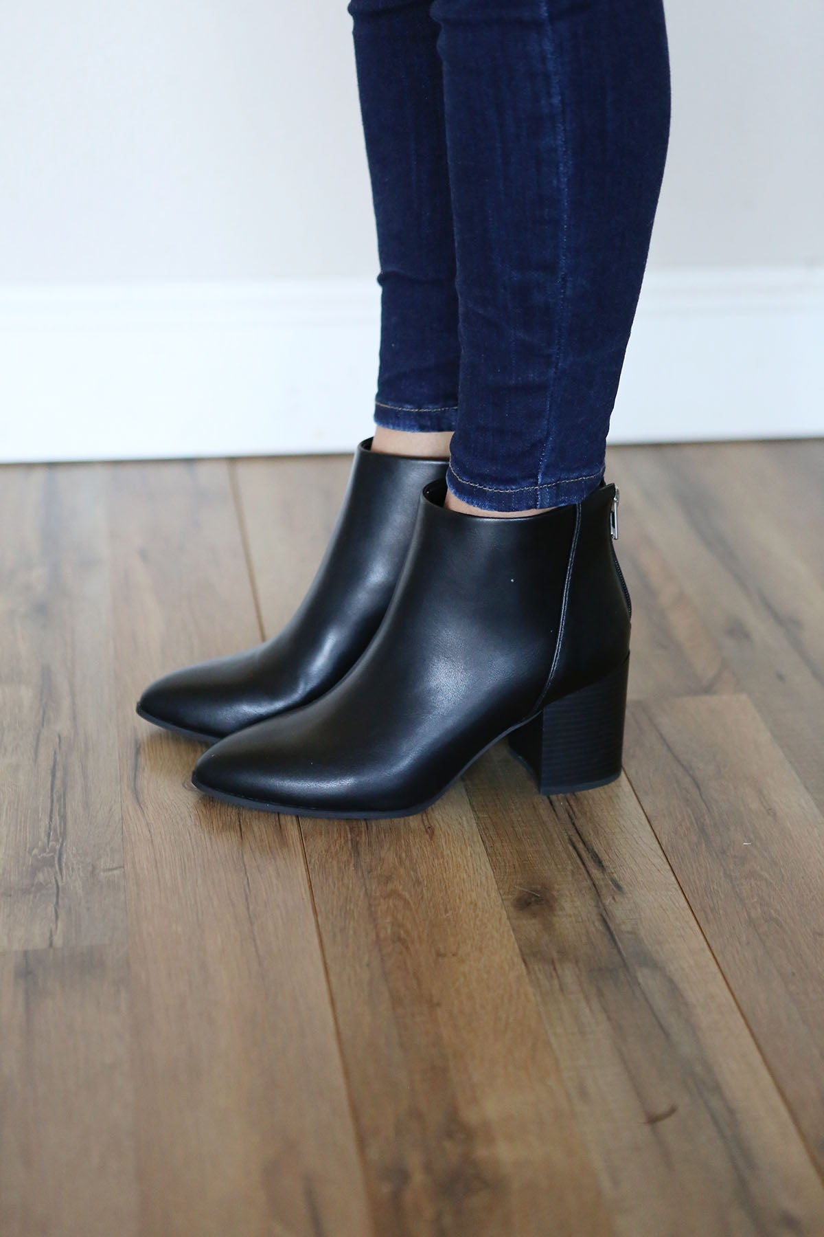 Perry Booties - Black