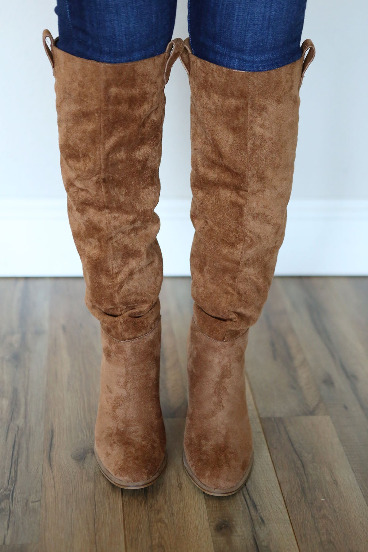 PRE-ORDER Saint Slouch Boots - Camel