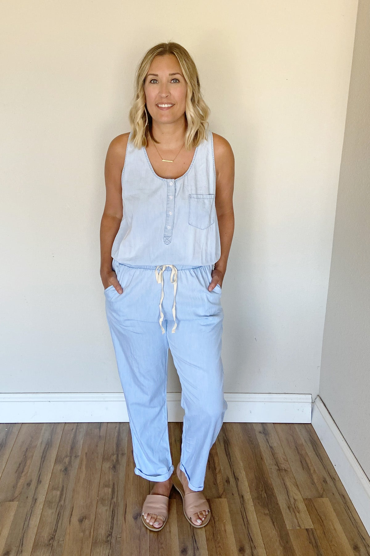 Patricia Jumpsuit - FINAL SALE