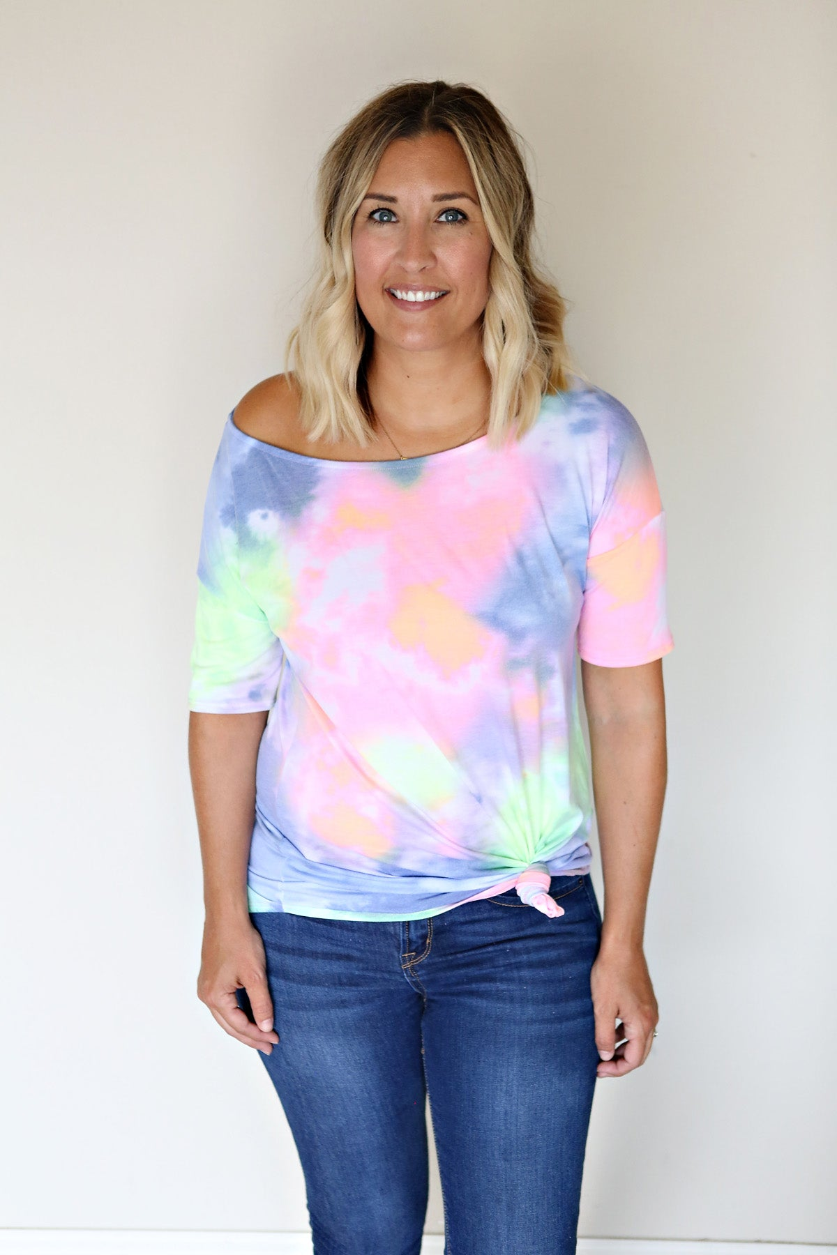 PRE-ORDER Staci Top