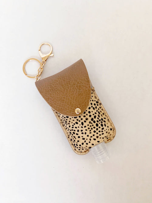 Hand Sanitizer Holder - FINAL SALE