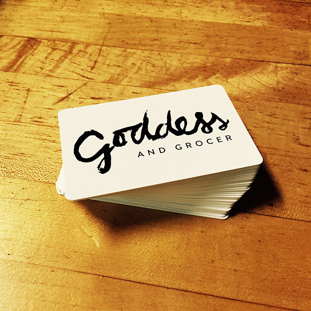 Goddess and Grocer Gift Card