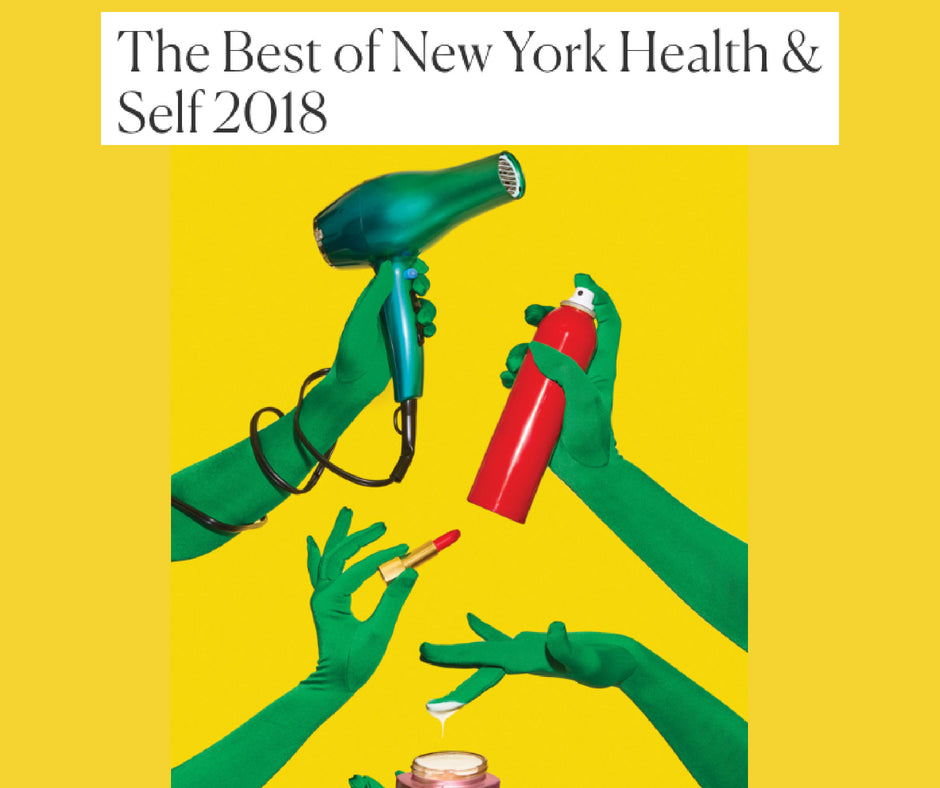 The Best of New York Health & Self 2018