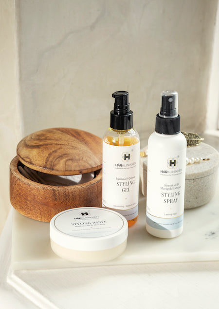 harklinikken-styling-products