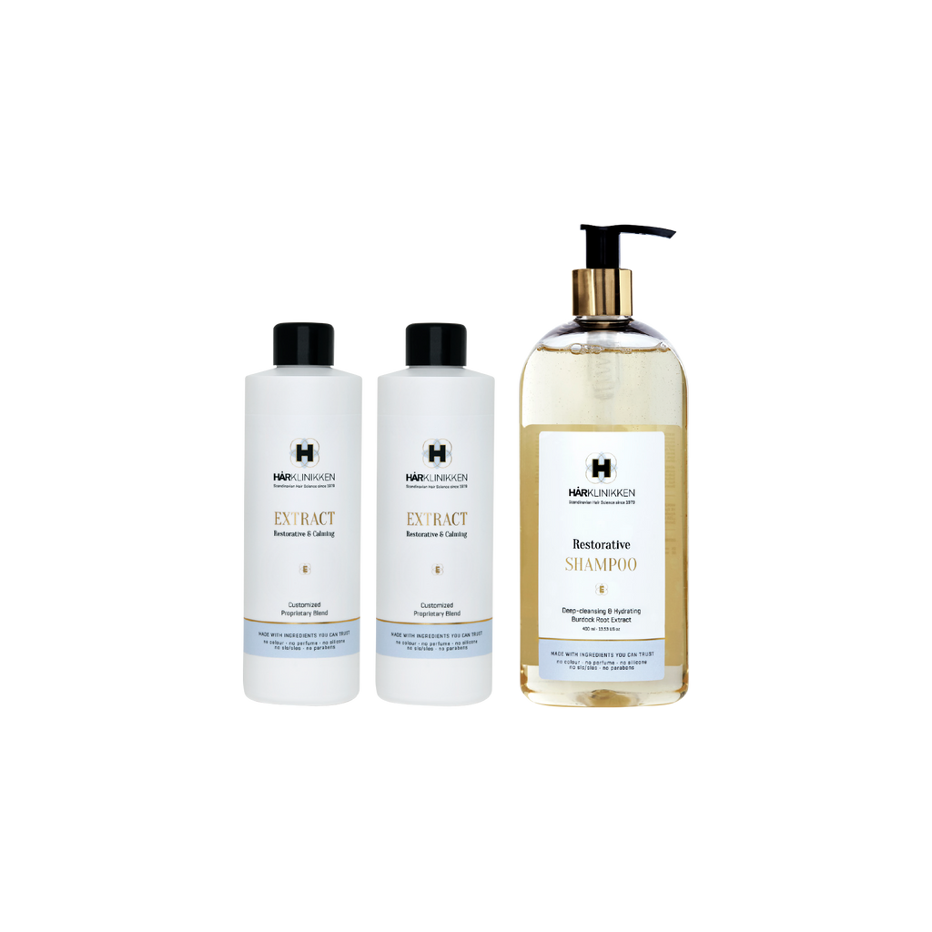 Harklinikken Hair Program - Large Size Shampoo