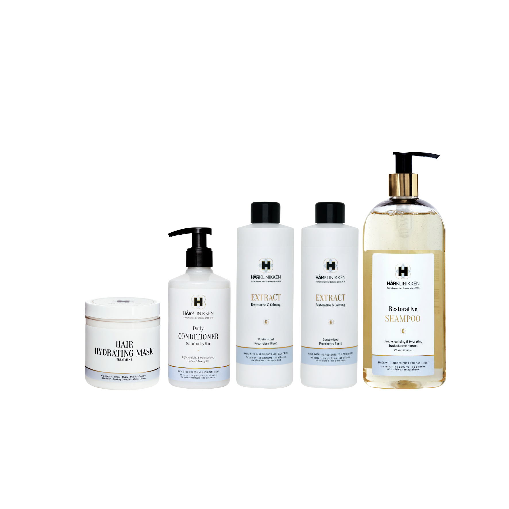 Women's Hair Program - Hydration- Monthly Subscription