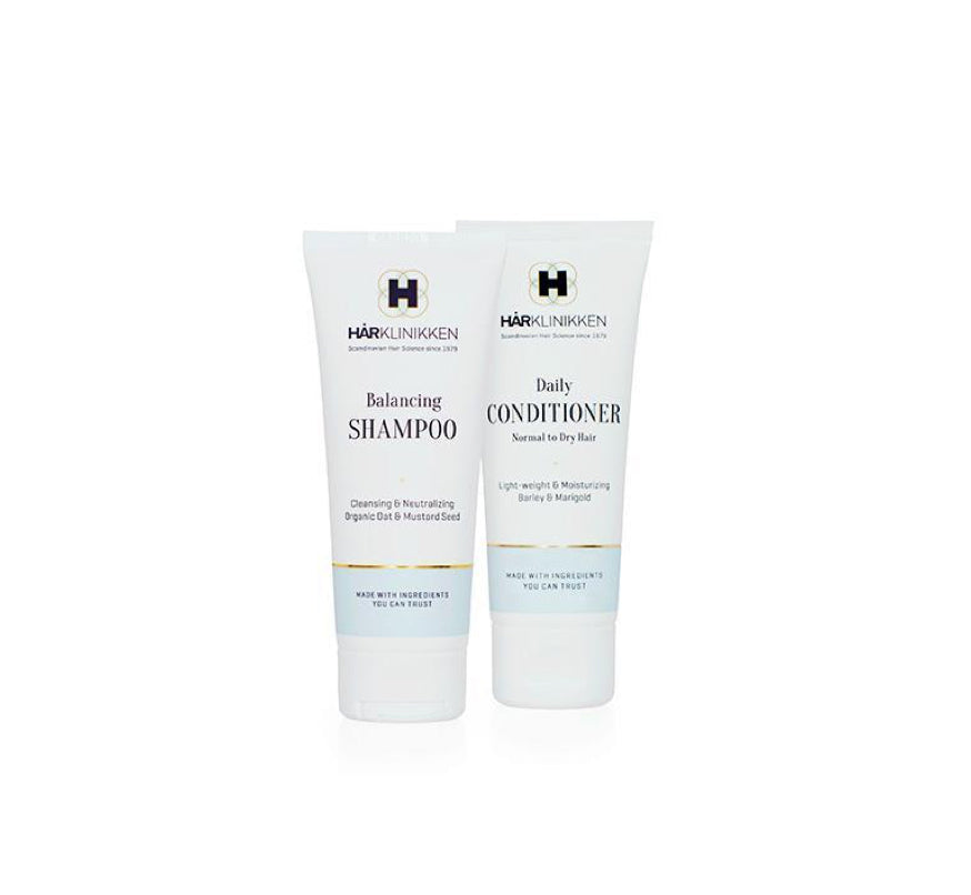 Travel Kit - Shampoo and Conditioner