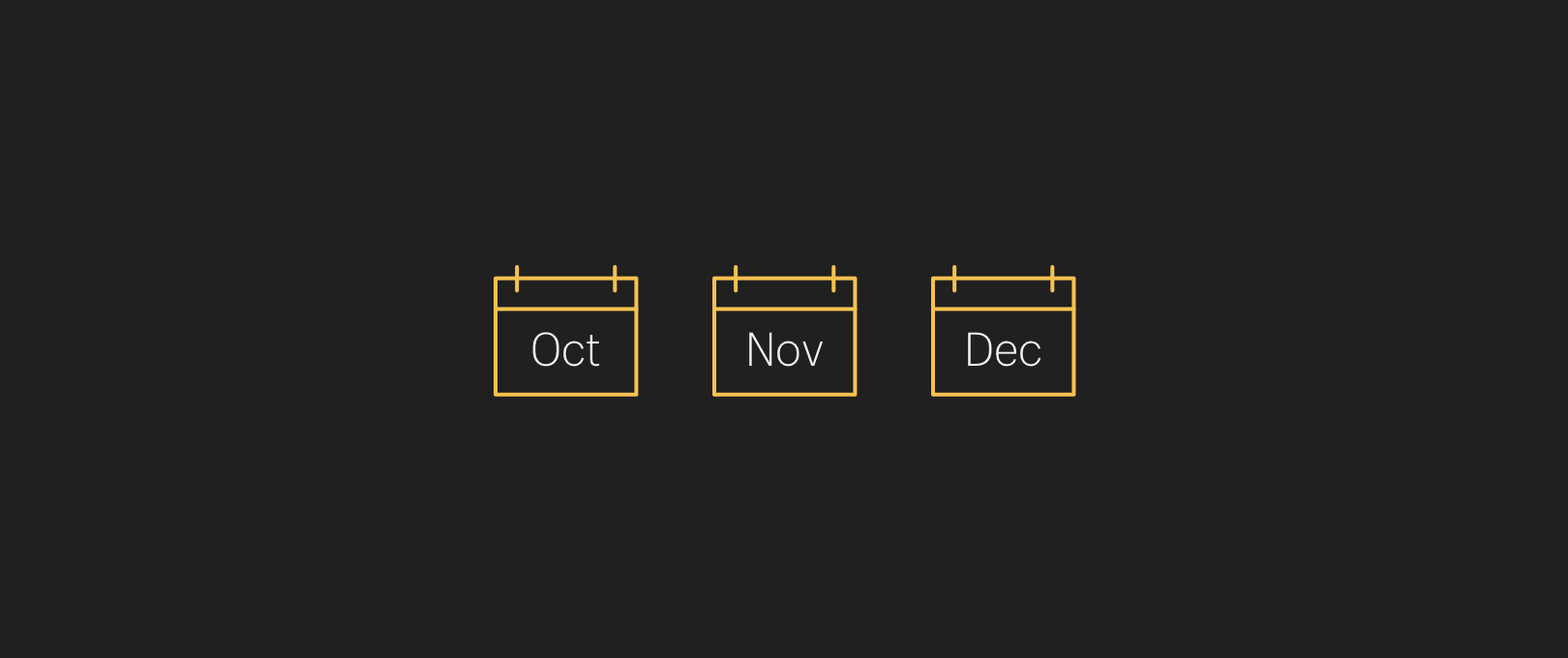 Marketing Calendars for 2018's Holidays: Ecommerce, Social & Sales