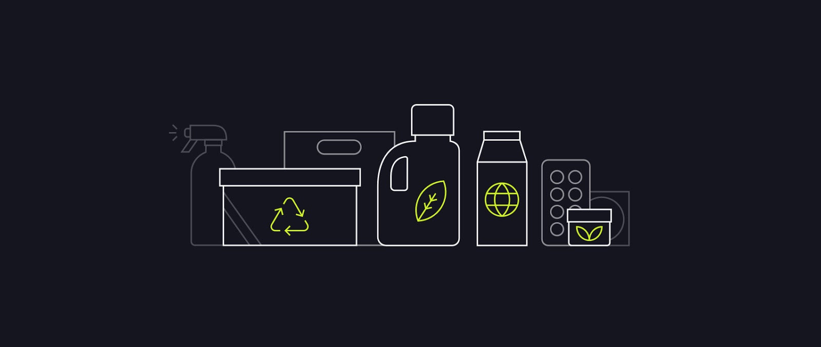 Sustainable Packaging Examples in Beauty, Fashion, Food, and Home Goods