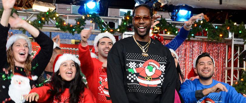 How 2 Chainz Sold $2.1 Million of Ugly Santa Sweaters in 30 Days