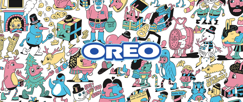 Oreo Fearlessly Disrupts Itself to Grow via D2C Ecommerce: A 'Colorfilled' Holiday