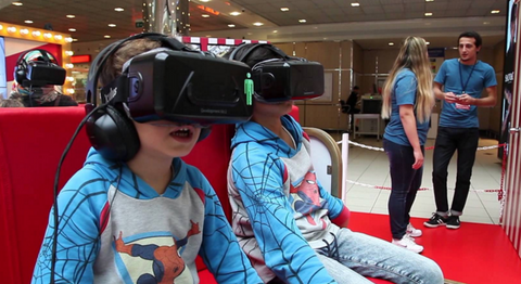 Virtual reality and commerce