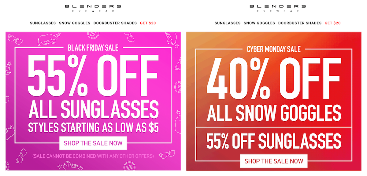 After 10X Holiday Ecommerce Growth Blenders Eyes More This Black Friday