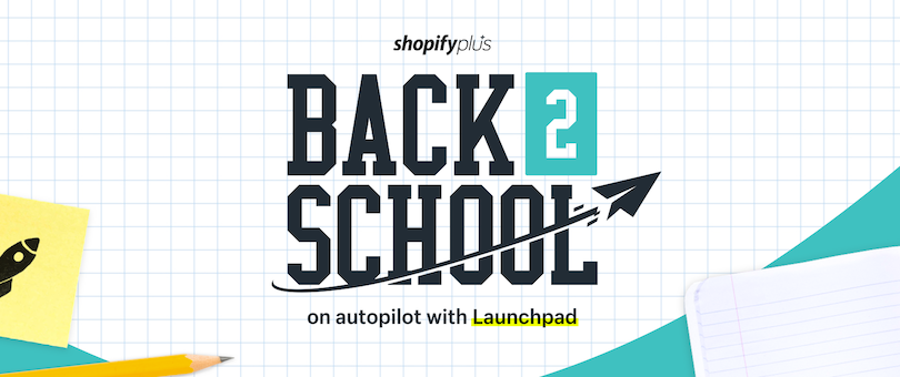 "Back to School Online Shopping (B2S): How to Automate the ""Other"" Black Friday"