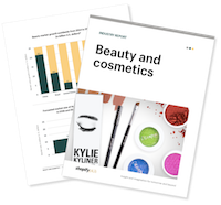 Ecommerce Beauty Report