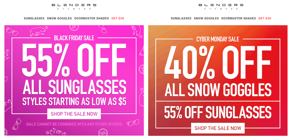 Black Friday Cyber Monday Discount and Sales Strategies