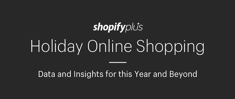 Holiday Online Shopping Infographic: Data & Insights from Black Friday, Cyber Monday for This Year and Beyond