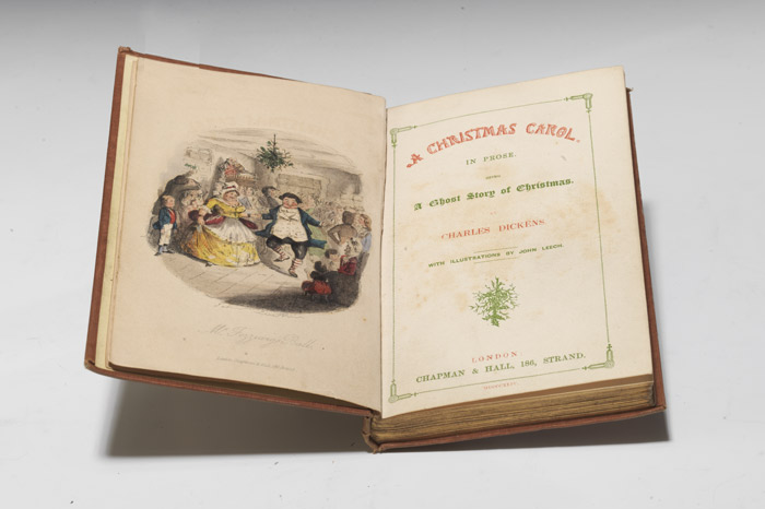Christmas Carol (original edition)
