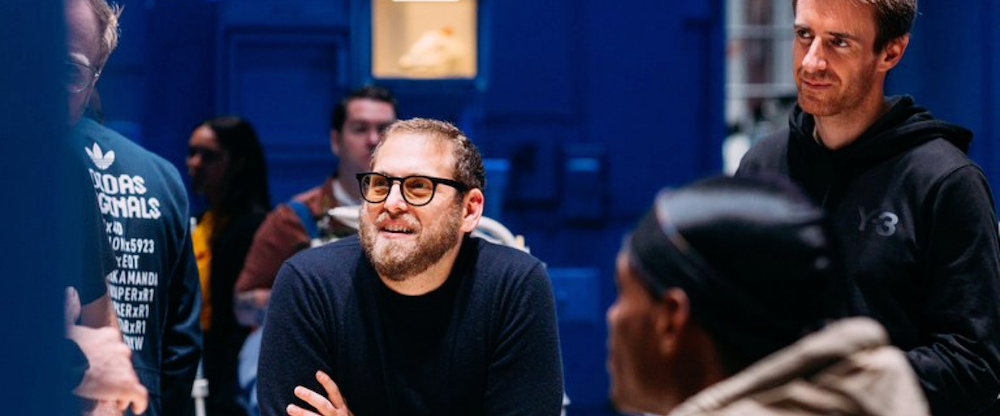 Jonah Hill at Hypefest 2018