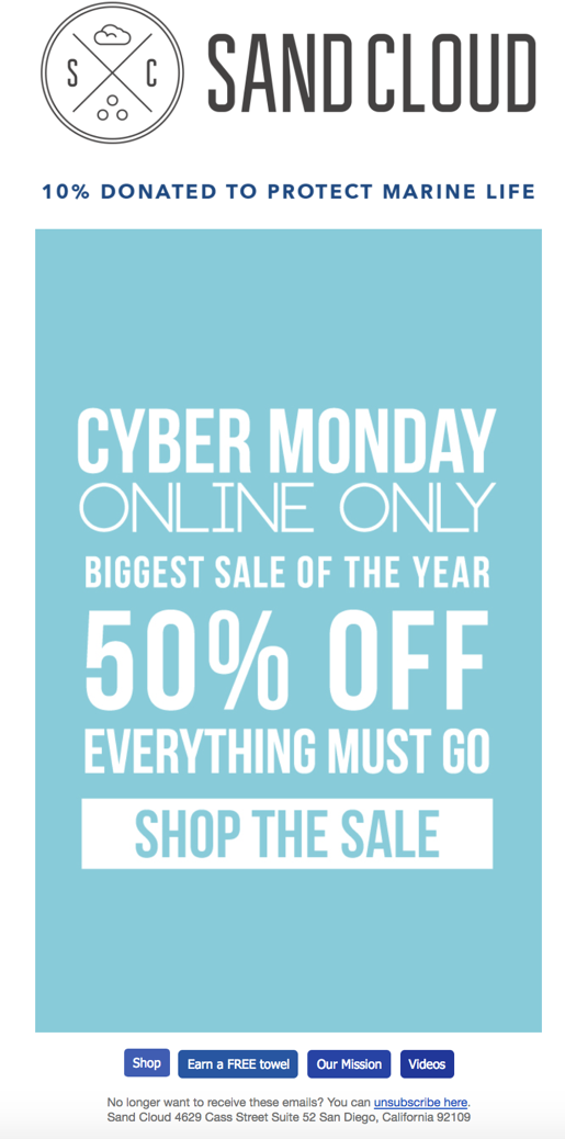 10 Segments To Make More Money With Your Black Friday Cyber Monday Emails