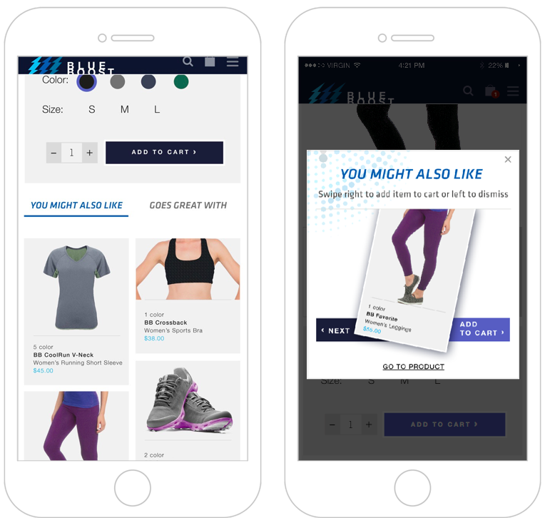 How To Create Personalized Experiences For Unknown Black Friday Cyber Monday Mobile Visitors