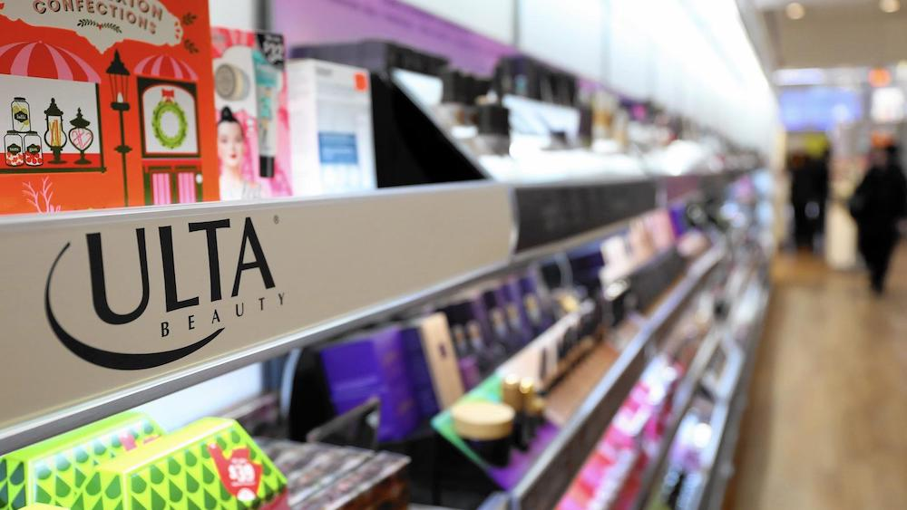 Ulta Beauty mixes online and offline channels in the beauty ecommerce industry