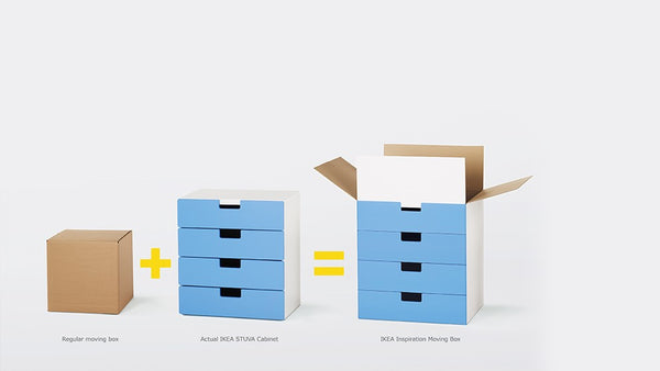 Ikea inspiration boxes