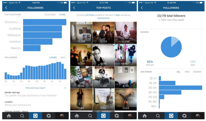 Ecommerce Instagram Strategy - Analytics 1
