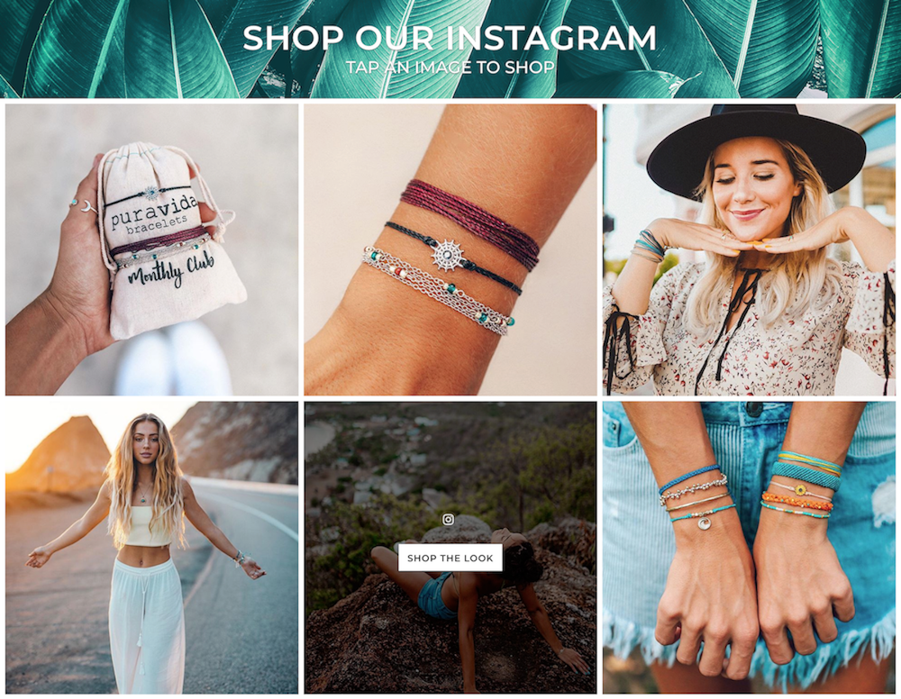 Pura Vida Bracelet Shop Our Instagram