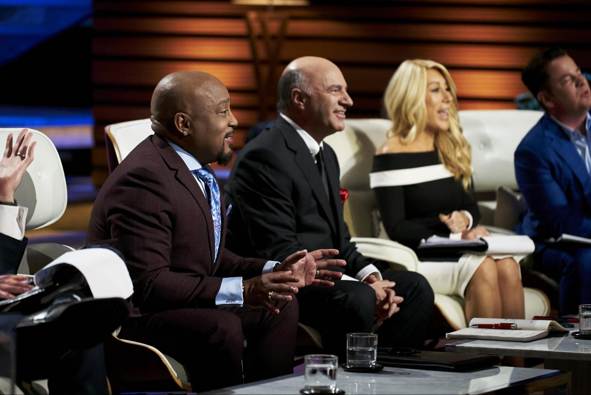 "Daymond John says Ring was the ""Shark Tank"" deal that got away"