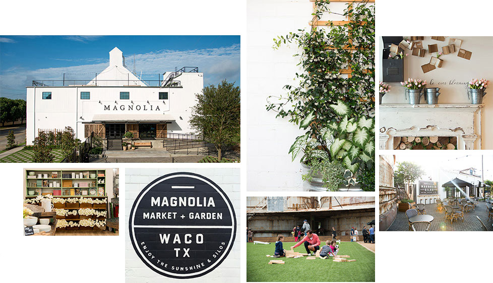 Magnolia Markets at the Silos isn't just shopping -- there, you can find food trucks and all kinds of community activities