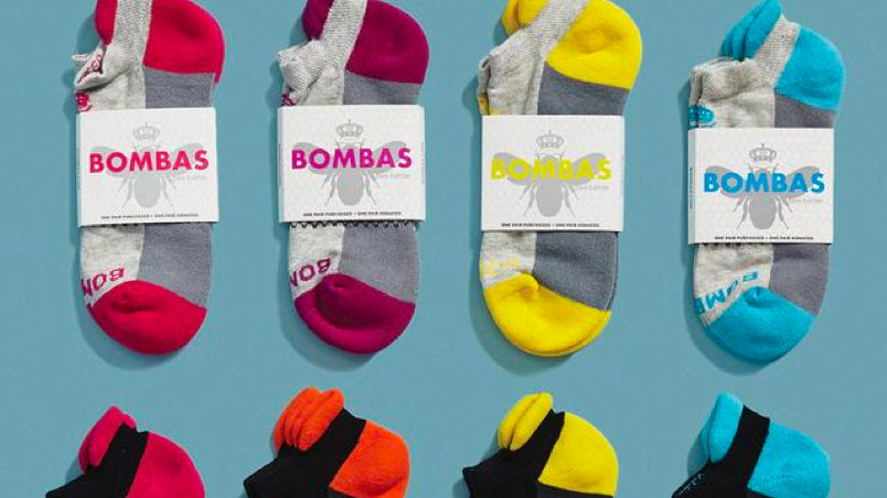 Daymond John was an early investor in performance socks brand Bombas
