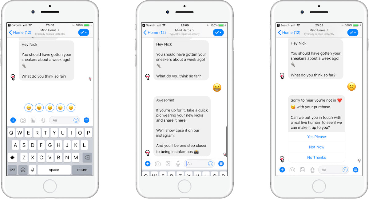Ecommerce Chatbots: 22 Ways to Increase Sales and Retention