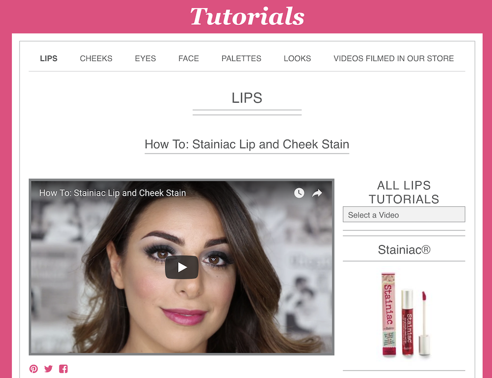Best Beauty Ecommerce Sites: 15 Brands More Than Skin Deep