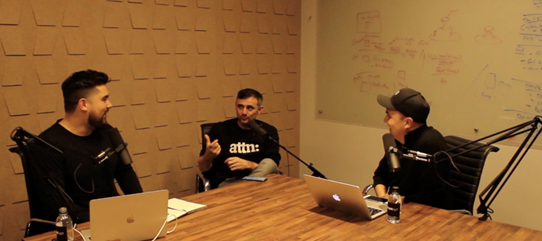 Behind the scenes on Hacking the Holidays with Gary Vaynerchuk