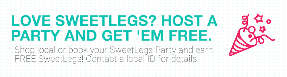 The home party model catapulted SweetLegs into a wholesale powerhouse.