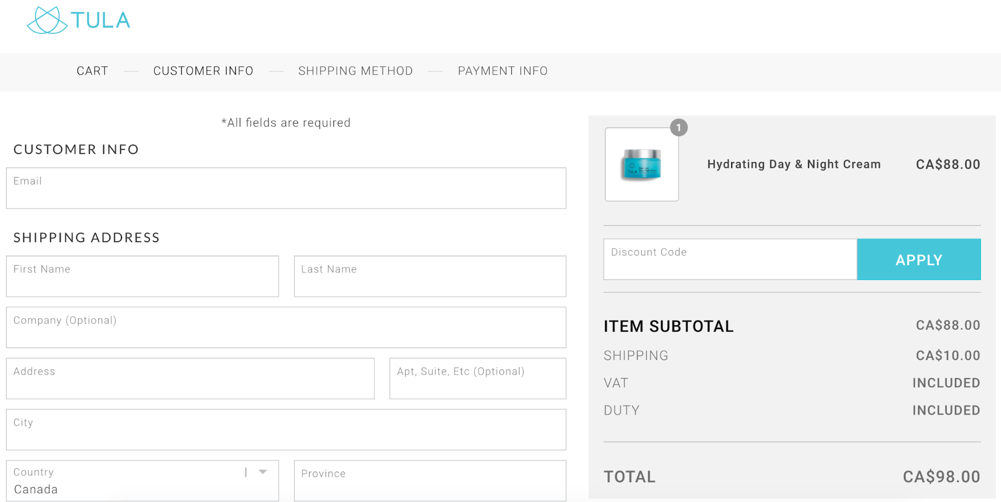 Tula Finally Free From Enterprise Ecommerce Constraint Gives Thanks