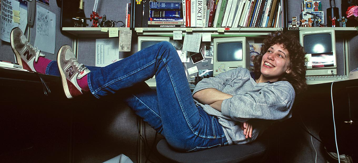 Famed Apple designer Susan Kare was a longtime advocate of the computer maker.