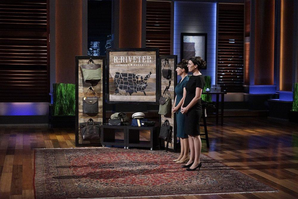 R. Riveter on Shark Tank
